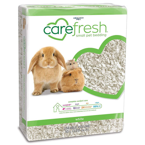 Healthy Pet® Carefresh® Natural Small Pet Bedding for Small Animals 60 L