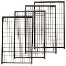 Fencemaster PetSafe 5x5x4 Cottageview Dog Kennel Expansion Panels