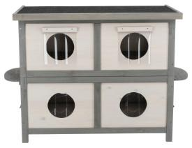 Trixie Pet natura Cat Home for Multiple Cats