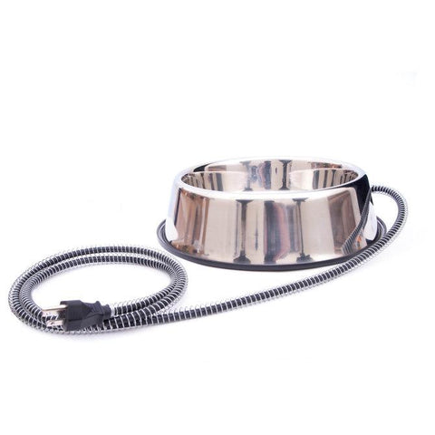 Image of K&H Heated Water Bowl, 120 oz