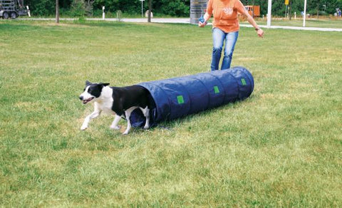 Image of Trixie Agility Basic Open Tunnel for Small Dogs