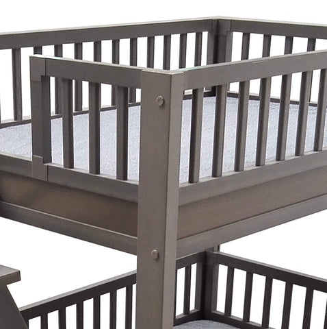 Image of New Age Pet® Aspen Bunk Beds for Dogs