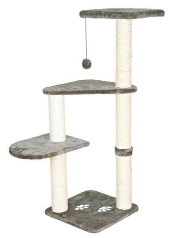Trixie Pet Altea Cat Tower Gray