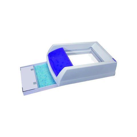 Image of PetSafe Ultra Litter Box Trays- Blue- 3 pk