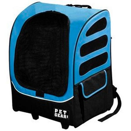 Image of Pet Gear I-GO Plus Traveler Pet Carrier, Pet Backpack, Pet Car Seat/Booster