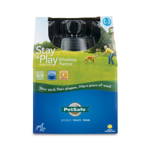 Image of PetSafe Stay and Play Wireless Fence For Cats And Dogs
