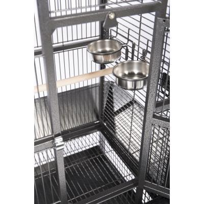Image of Prevue Pet Medium Wrought Iron Select Bird Cage