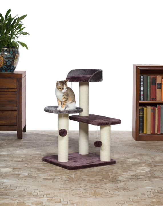 Prevue Pet Kitty Power Paws Play Palace