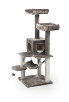 Prevue Pet Kitty Power Paws Party Tower