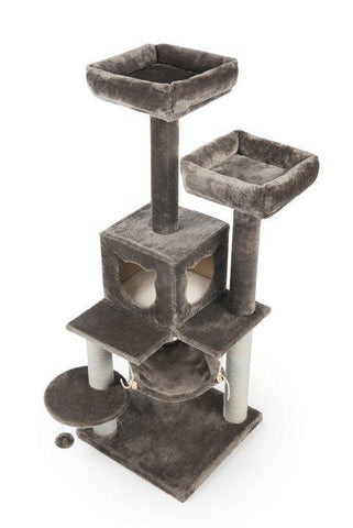 Image of Prevue Pet Kitty Power Paws Party Tower