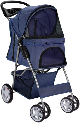 Image of Paws & Pals Pet Stroller