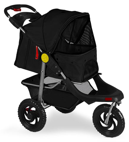 Image of Paws & Pals Deluxe Pet Stroller