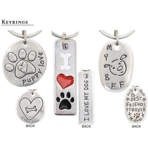 Image of Puppy Love Jewelry Collection