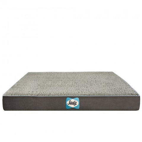 Sealy Supreme Orthopedic Foam Cooling Gel Odor Absorbing Dog Bed
