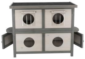Image of Trixie Pet natura Cat Home for Multiple Cats