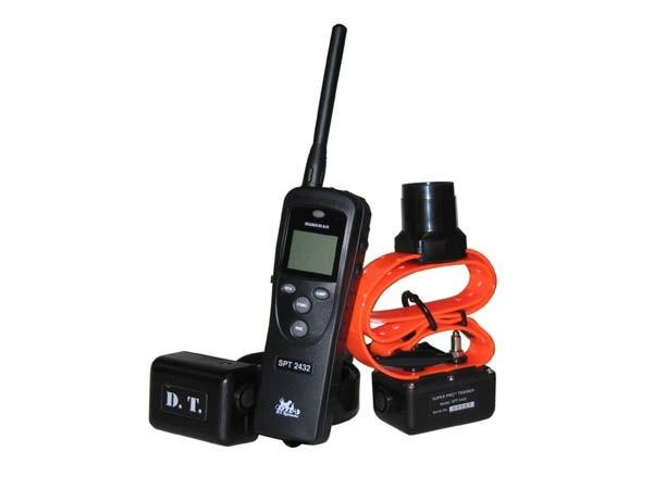 D.T. Systems Super Pro e-Lite 2 Dog 3.2 Mile Remote Trainer With Beeper- SPT 2432
