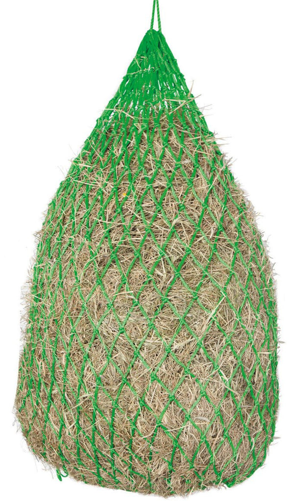 "Shires Equestrian 2"" Slow Feed Hay Net For Horses, 40"""