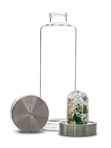 "Vitajuwel ""Forever Young"" ViA Gem Water Bottle Set"