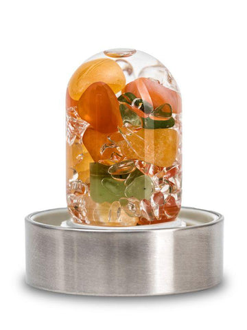 "Image of Vitajuwel ""Happiness"" ViA GemWater Bottle Set"