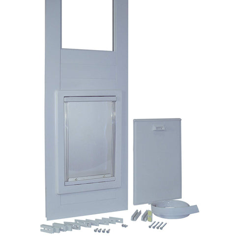 Image of Ideal Pet Products Tall Vinyl Pet Patio Door