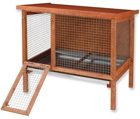 Ware Large Heavy Duty Rabbit/Chicken/ Small Animal Hutch