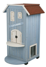 Image of Trixie Pet natura Cat's Home 3-Story