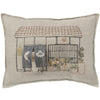 "Raccoon's Abode Pocket Pillow 12""x16"""
