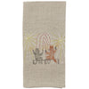 Summer Celebration Tea Towel