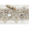 Owl Tree Trimmer Dinner Napkin