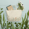 Meadow Friends Tote