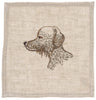 Dachshund Dog Cocktail Napkin