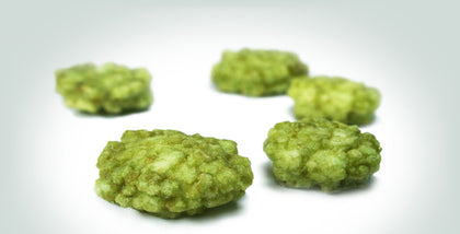 Wasabi hot-rice-crackers- 2x2,5 kg