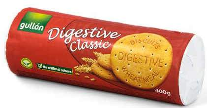 Digestive, classisk - 20x400 gr