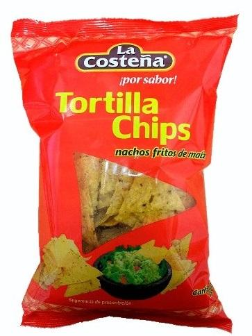Tortilla chips- 12x312 g