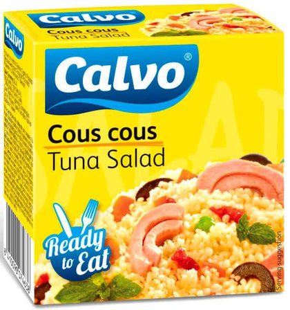 Tuna salat med cous cous- 24 x 150 g