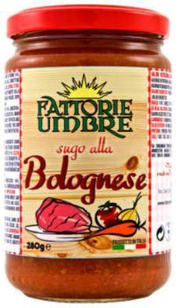 Bolognese-pastasaus