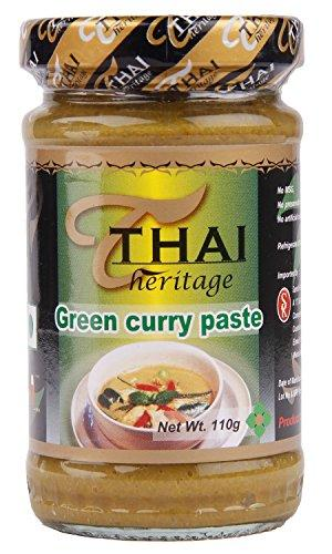 green curry paste - 12x220g