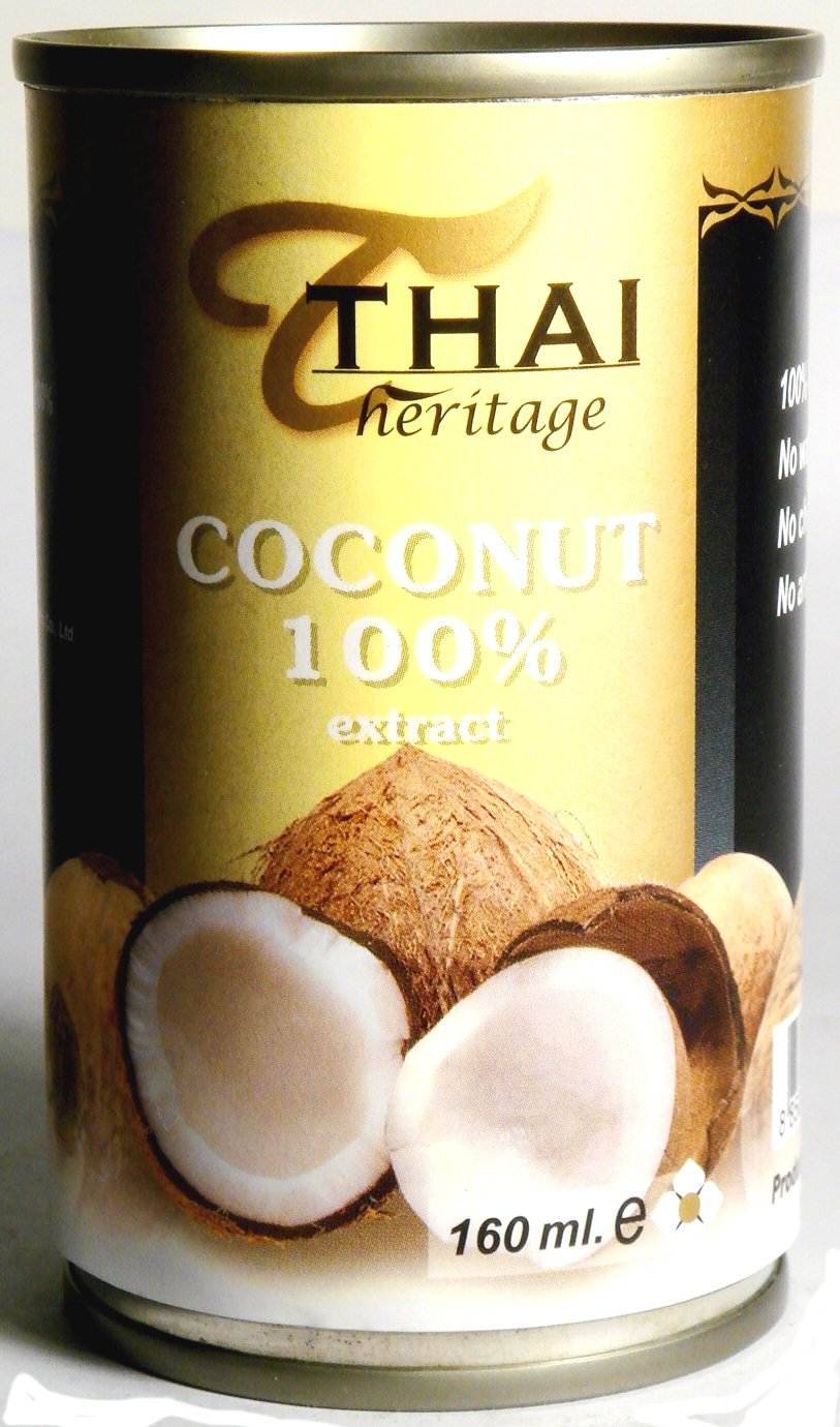 Coconut extract 100 % - 12x160 ml
