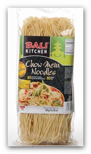 Chow-mein-nudler- 10x200 gr