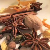 spices that reflect the smell of Christmas
