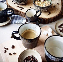 handmade espresso mugs by hk living