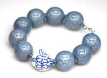 dutch blue bracelet