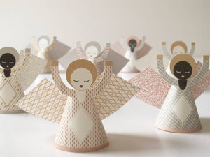 Paper Angels | Jurianne Matter | Himli angels