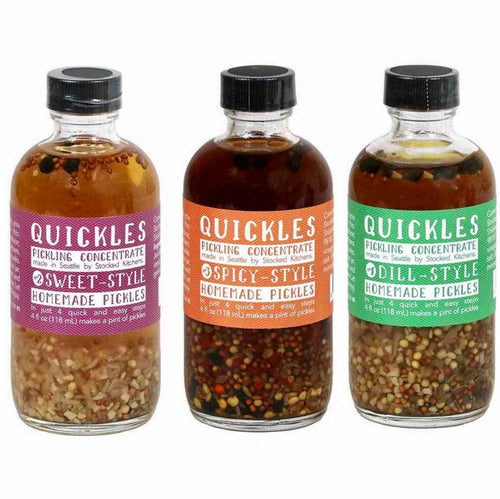 Quickles - gift set