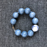 Bracelet - Dutch blue