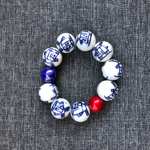 Bracelet - Dutch windmills