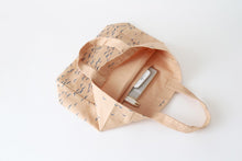 inside of cotton bag by jurianne matter
