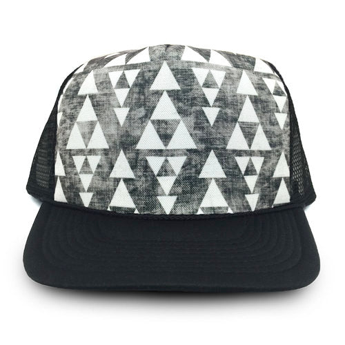 HMD | Stacked Trucker Hat | Holli Zollinger