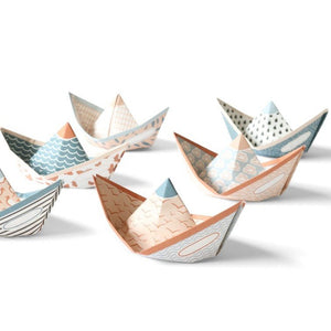 paper boats by jurianne matter