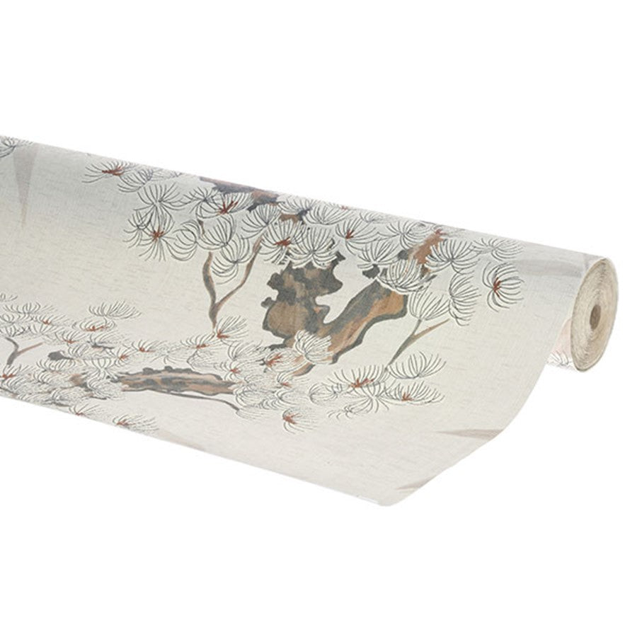 wall paper cherry tree design